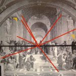 Raphael School of Athens Two point analysis. Image via pinterest.com  150x150 - 篠田桃江の純粋な直線